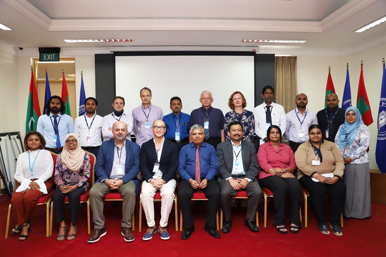 Kick-off meeting del proyecto UN4DRR